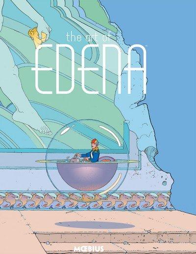 Moebius Library – The Art of Edena (2018)