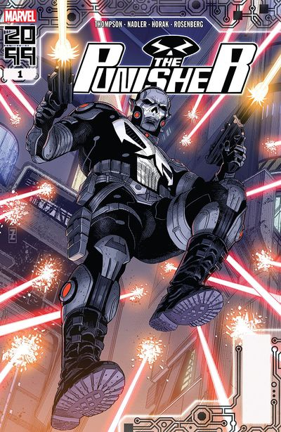 Punisher 2099 #1 (2019)