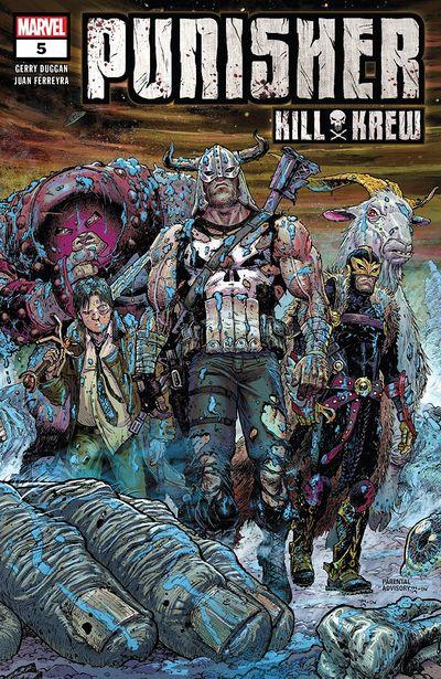 Punisher Kill Krew #5 (2019)