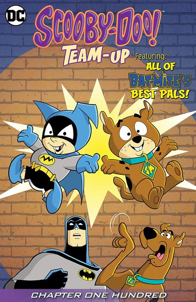 Scooby-Doo Team-Up #100 (2019)