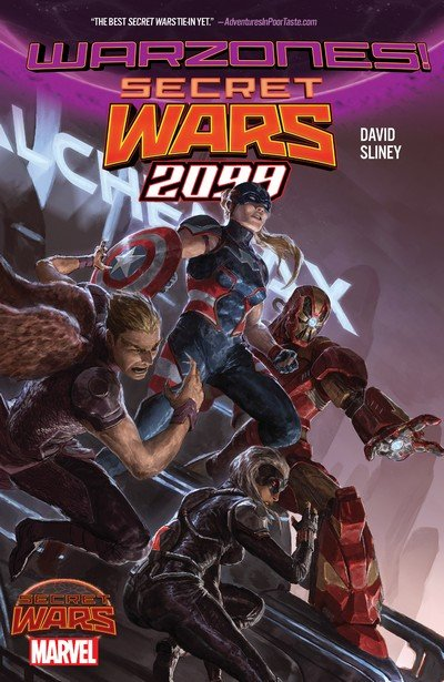 Secret Wars 2099 (TPB) (2015)