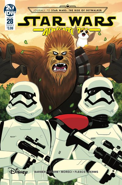 Star Wars Adventures #28 (2019)
