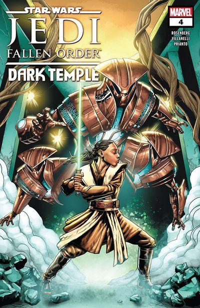 Star Wars – Jedi Fallen Order – Dark Temple #4 (2019)