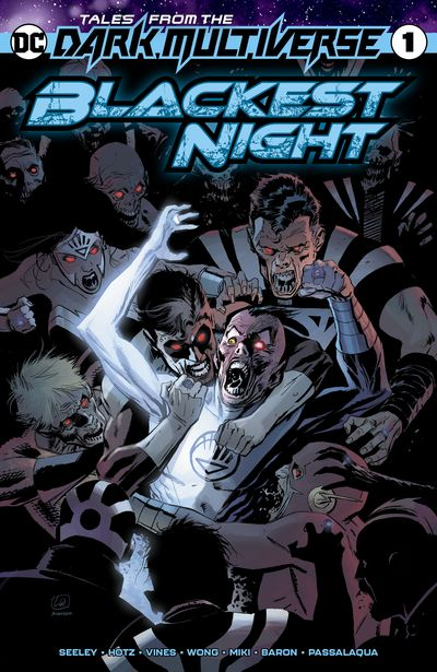 Tales From The Dark Multiverse – Blackest Night #1 (2019)