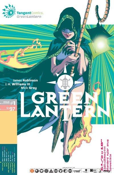 Tangent Comics – Green Lantern #1 (1997)