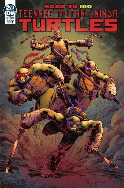 Teenage Mutant Ninja Turtles – Road To 100 (2019)