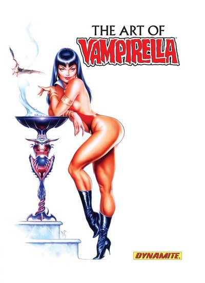 The Art of Vampirella (2010)