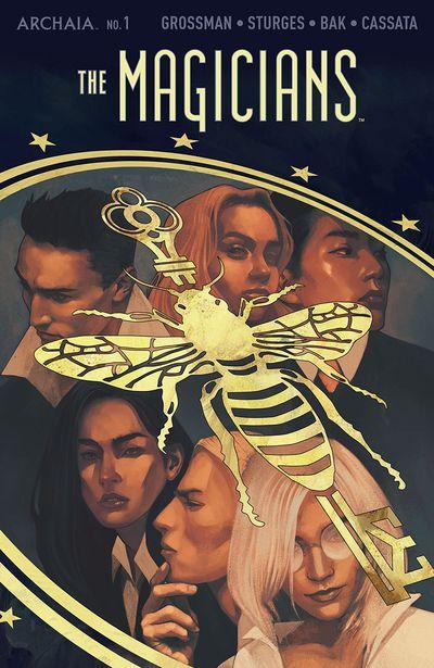 The Magicians #1 (2019)