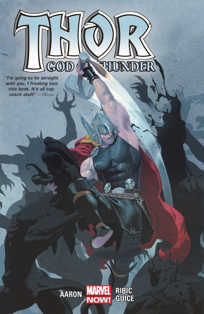 Thor – God Of Thunder by Jason Aaron Vol. 1 – 2 (2019)