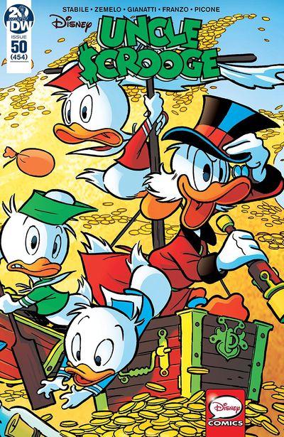 Uncle Scrooge #50 (2019)