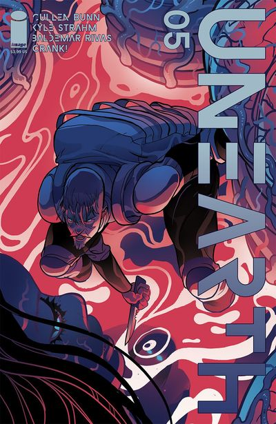 Unearth #5 (2019)