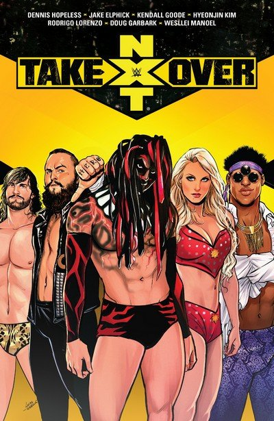 WWE – NXT Takeover (TPB) (2019)