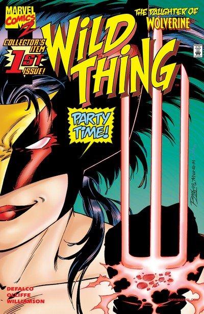 Wild Thing #1 – 5 (2000)