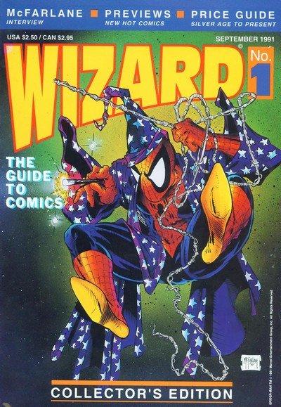 Wizard – The Comics Magazine #0 – 235 (2003-2011) (Incomplete)