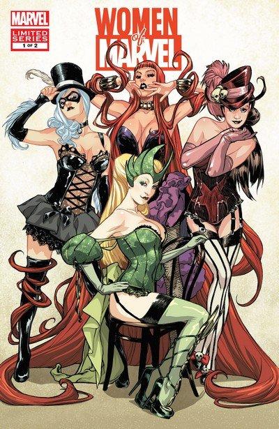 Women of Marvel #1 – 2 (2017)