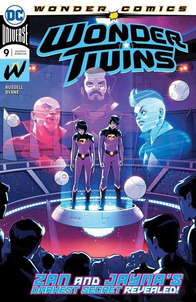 Wonder Twins #9 (2019)