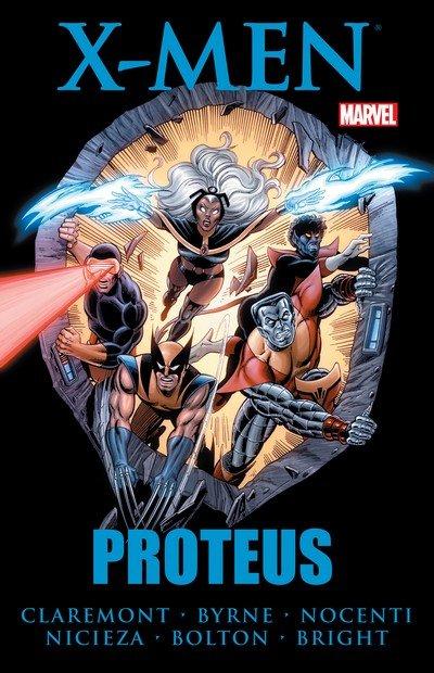 X-Men – Proteus (TPB) (2013)