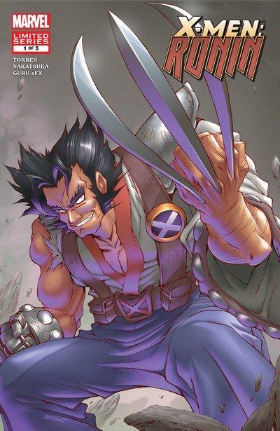 X-Men – Ronin #1 – 5 (2003)