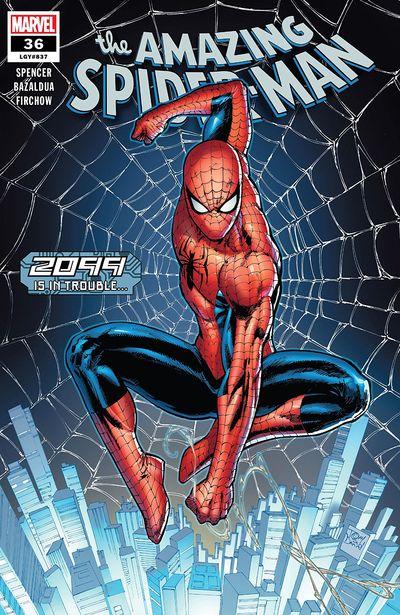 Amazing Spider-Man #36 (2019)
