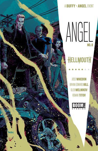 Angel #8 (2019)