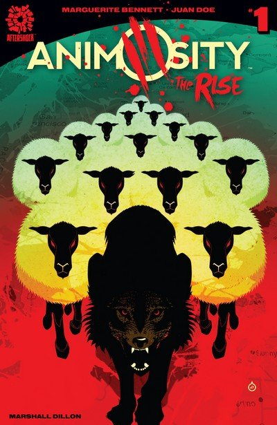 Animosity – The Rise #1 – 3 (2017)