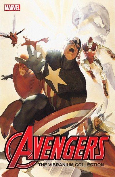 Avengers – The Vibranium Collection (TPB) (2015)