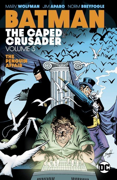Batman – The Caped Crusader Vol. 3 (TPB) (2019)