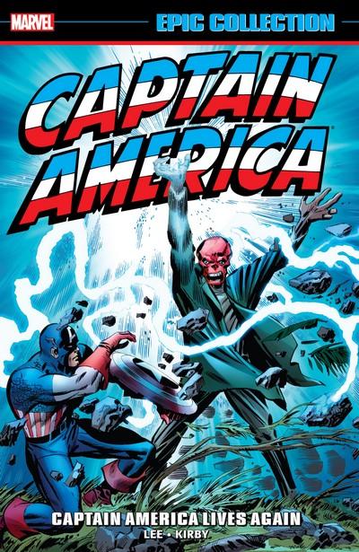Captain America Epic Collection Vol. 1 – Captain America Lives Again (2014)