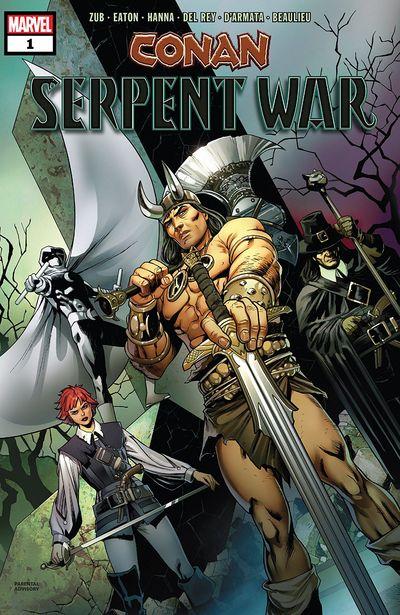 Conan – Serpent War #1 (2019)
