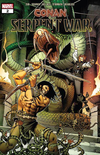 Conan – Serpent War #2 (2019)