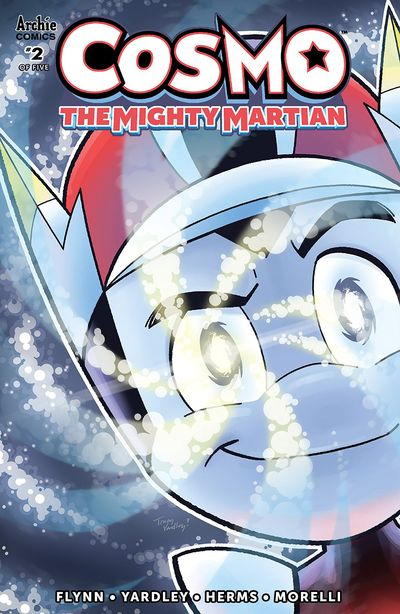 Cosmo – The Mighty Martian #2 (2019)