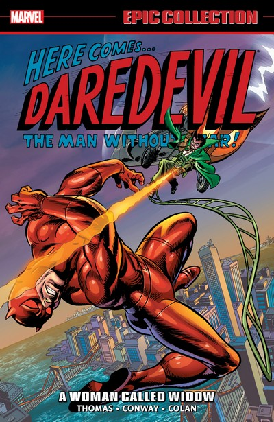 Daredevil Epic Collection Vol. 4 – A Woman Called Widow (2019)