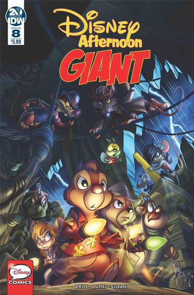 Disney Afternoon Giant #8 (2019)