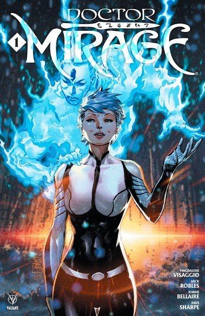 Doctor Mirage #1 – 5 (2019)