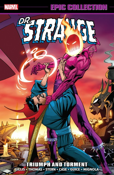 Doctor Strange Epic Collection Vol. 8 – Triumph and Torment (2019)