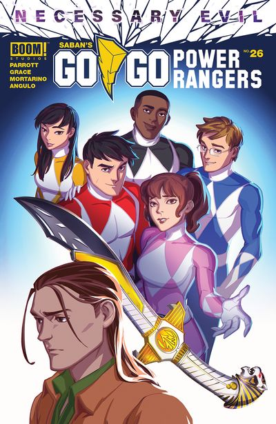 Go Go Power Rangers #26 (2019)