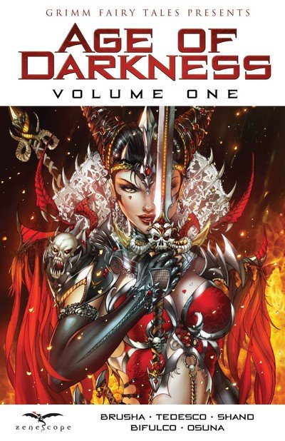Grimm Fairy Tales – Age of Darkness Vol. 1 – 5 (TPB) (2014-2015)