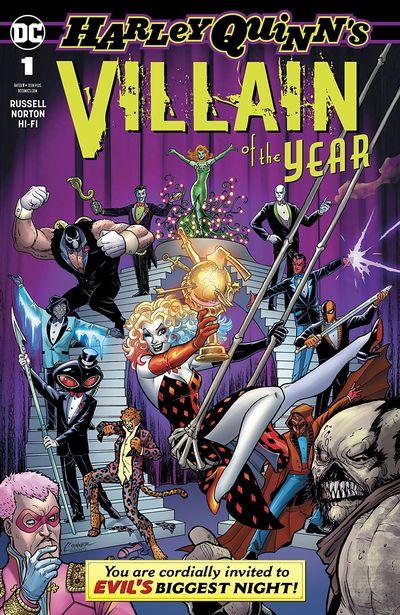 Harley Quinn – Villain Of The Year #1 (2019)