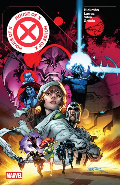 House of X – Powers of X (TPB) (2019)
