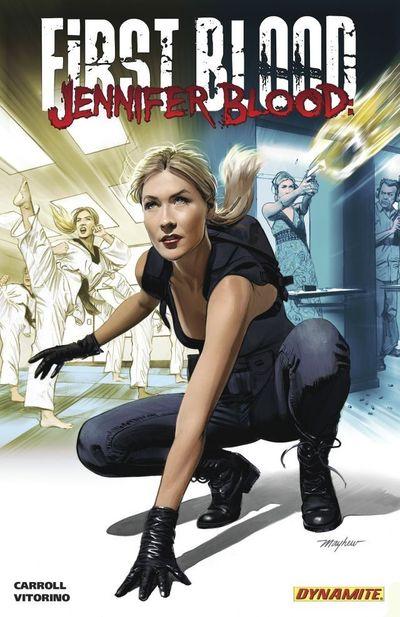 Jennifer Blood – First Blood Vol. 1 (TPB) (2013)