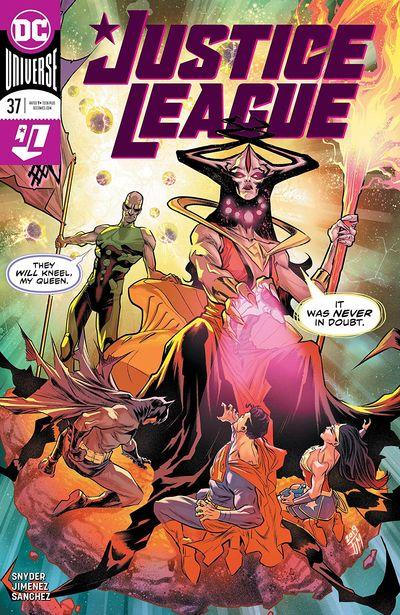 Justice League #37 (2019)