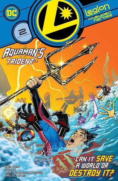 Legion Of Super-Heroes #2 (2019)