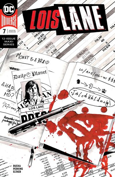 Lois Lane #7 (2020)