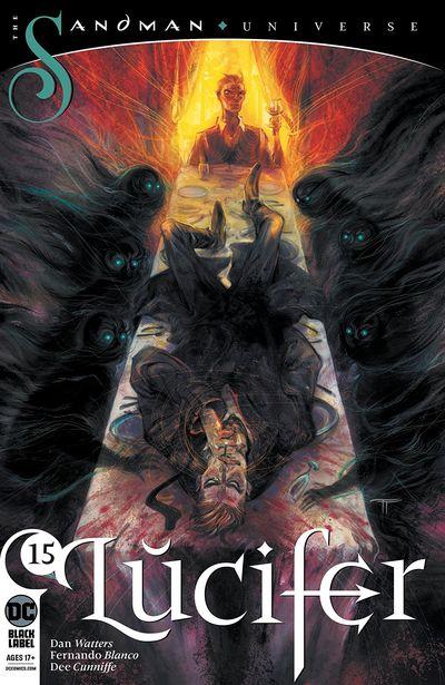 Lucifer #15 (2019)
