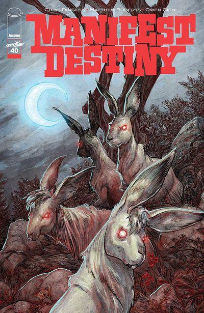 Manifest Destiny #40 (2020)