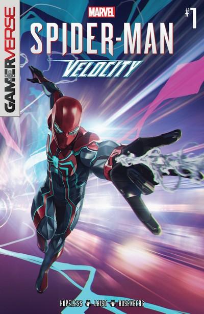 Marvel's Spider-Man – Velocity #1 – 5 (2019)