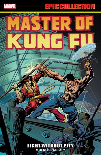 Master of Kung Fu Epic Collection Vol. 2 – Fight Without Pity (2019)