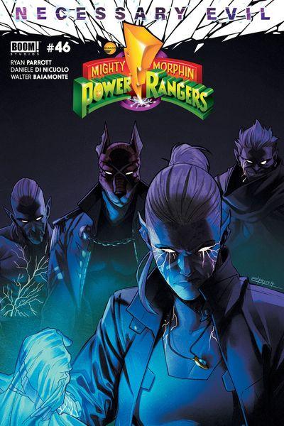 Mighty Morphin Power Rangers #46 (2019)