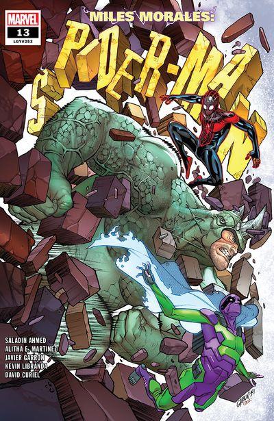 Miles Morales – Spider-Man #13 (2019)