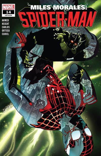 Miles Morales – Spider-Man #14 (2020)